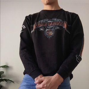 Vintage Harley-Davidson long sleeve T-shirt